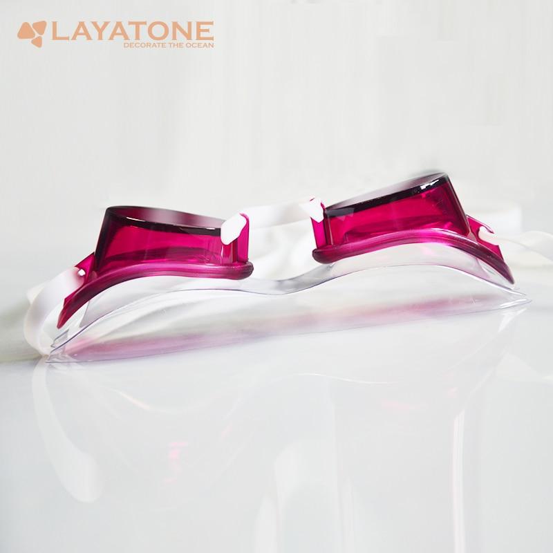 Layatone plavecké brýle pro děti Anti Hmla UV ochrana Plavecké - Sportovní oblečení a doplňky