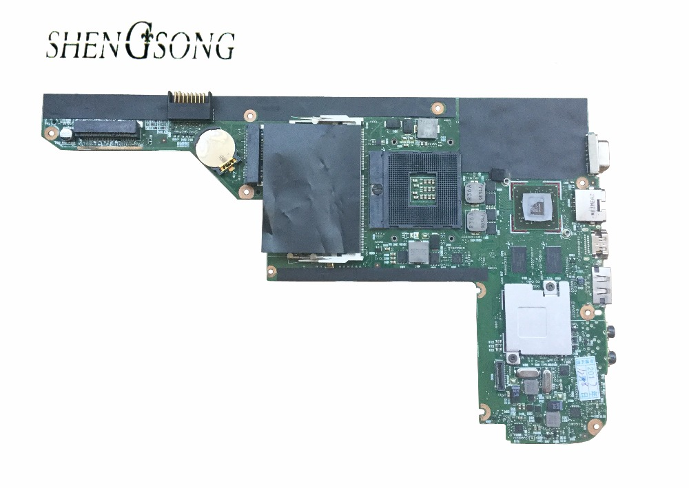 Free shipping Original 628186-001 mainboard for HP DV3 DV3-4000 Laptop Motherboard 100% Tested working 628189 001 for hp dv3 4000 dv3 laptop motherboard ddr3 free shipping 100