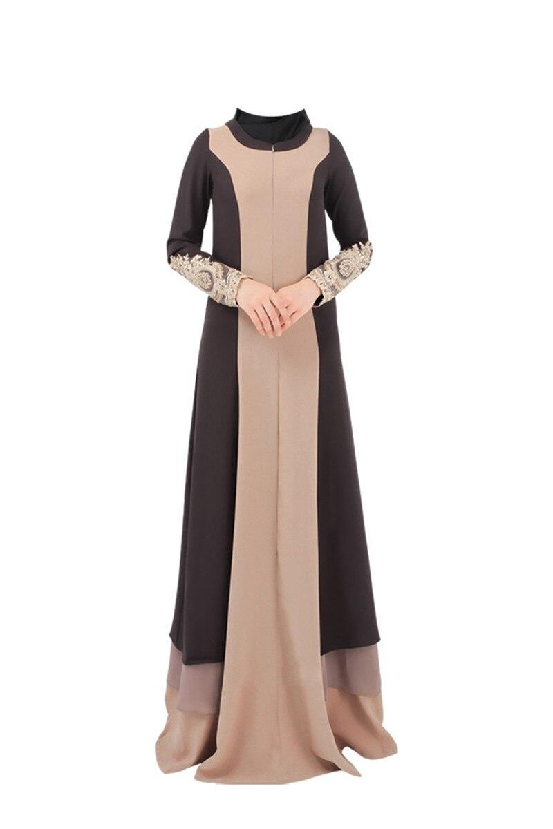 Fashion Chiffon Plus size islamic clothing muslim turkish dresses abayas for women abaya dubai bangladesh hijab dress caftan