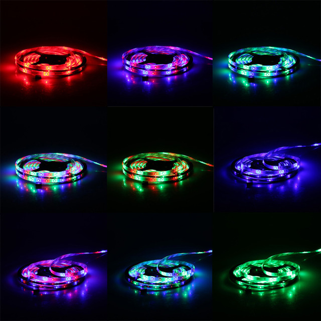 Excelvan 164ft 5m flexible strip smd5050 300leds color changing led excelvan 164ft 5m flexible strip smd5050 300leds color changing led light strip kit44key aloadofball Image collections