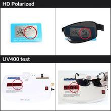 Sunglasses Designer HD Polarized Protection