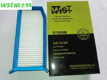16546-7674R Air filter For 15 Renault Cards 1.2T image