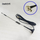 2.4GHz 7dBi High gain Omni WIFI Antenna Magnetic base 3M cable TS9 Right Angle Connector #1