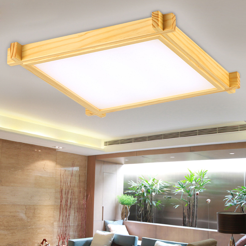 SinFull Ultrathin Wood Sheepskin Japanese Tatami Ceiling Lights Bedroom foyer asile LED ceiling lighting luminaria 220V lamp sinfull ultrathin wood sheepskin japanese tatami ceiling lights bedroom foyer asile led ceiling lighting luminaria 220v lamp