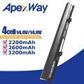 Nouvelle batterie pour ordinateur portable ApexWay PA5186U 1BRS pour Toshiba pa5185u PA5184U 1BRS C55T L55 L55D L55T PA5185U 1BRS C55 C55D|Batteries d'ordinateur portable| |  -