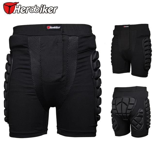 Motocross Shorts Snowboad body Armor Racing MTB Skateboard Skiing Motorcycle Trousers Sport Protective Gear Hip Pad