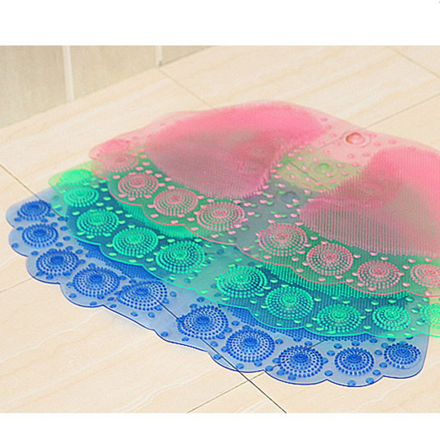 1pcs Foot Mage Children Mats Bath Non Slip Carpet Shower Anti In