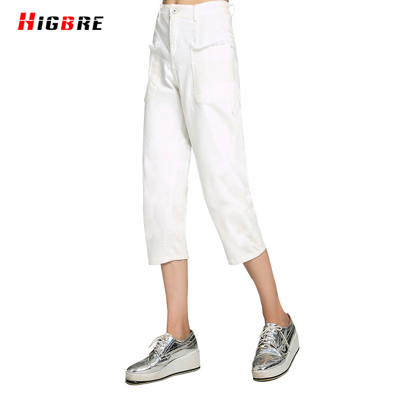 Online Buy Wholesale white stretch capris from China white stretch ...