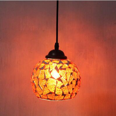 Compare Prices on Mosaic Pendant Lights Online ShoppingBuy Low
