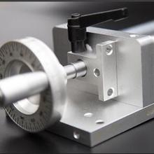 Маховик с замком для ручного раздвижного стола крест слайд SFU1605 ход L100mm Шариковый Винт Поворотное Колесо и механизм блокировки