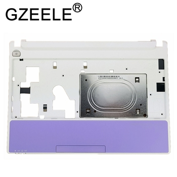 GZEELE nuevo para ACER ASPIRE ONE D255 D255E E100, Cubierta superior feliz...