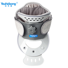 Youhekang Electric Cervical Vertebra Tractor Adjustable Support Neck Brace Medical Grade Cervical Traction Device Relief Pain недорого