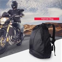 Waterproof Large Capacity Motorcycle Helmet Holder Cycling Helmet Storage/Hiking Helmetcatch Bag Backpack