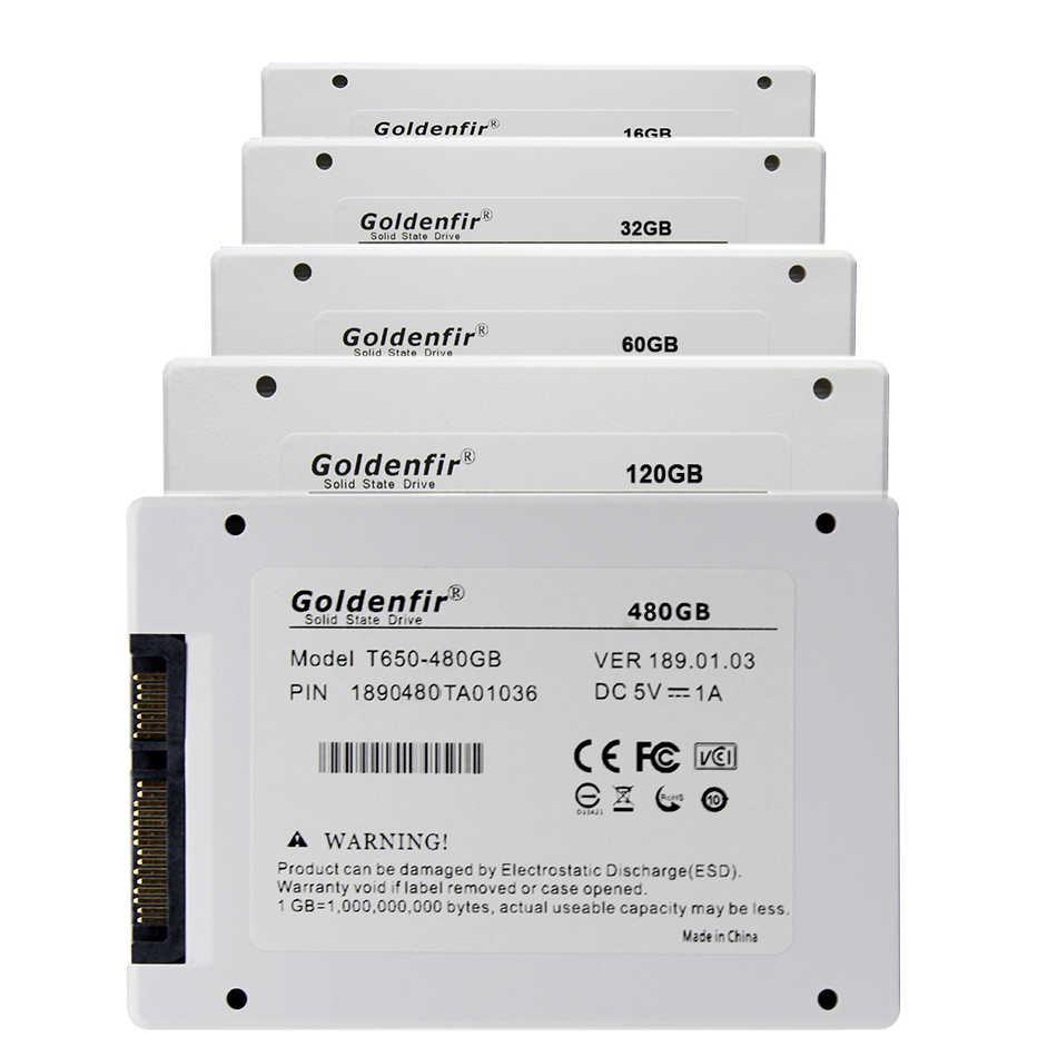 "Goldenfir SSD DA 360GB 240GB 120GB 480GB 960GB 1TB SSD DA 2.5 Hard Drive Disk Disco dischi A Stato solido da 2.5 ""Internal SSD128GB 256GB"