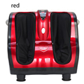 Massage device electric heated leg machine reflexology foot massage device  Home massage equipment/130911