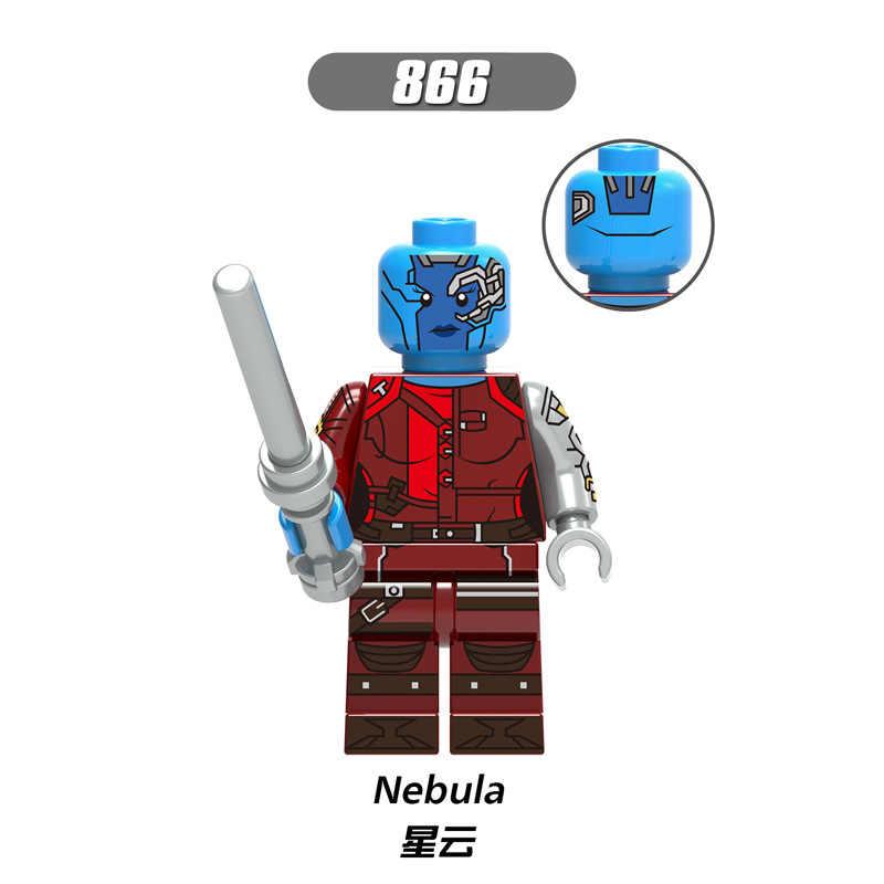 X0192 LegoINGly المنتقمون الكابتن المعجزة النمل الكوكب سوبر بطل العنكبوت الرجل الحديدي ثور النمل الناس دبور اللعب بناء كتل