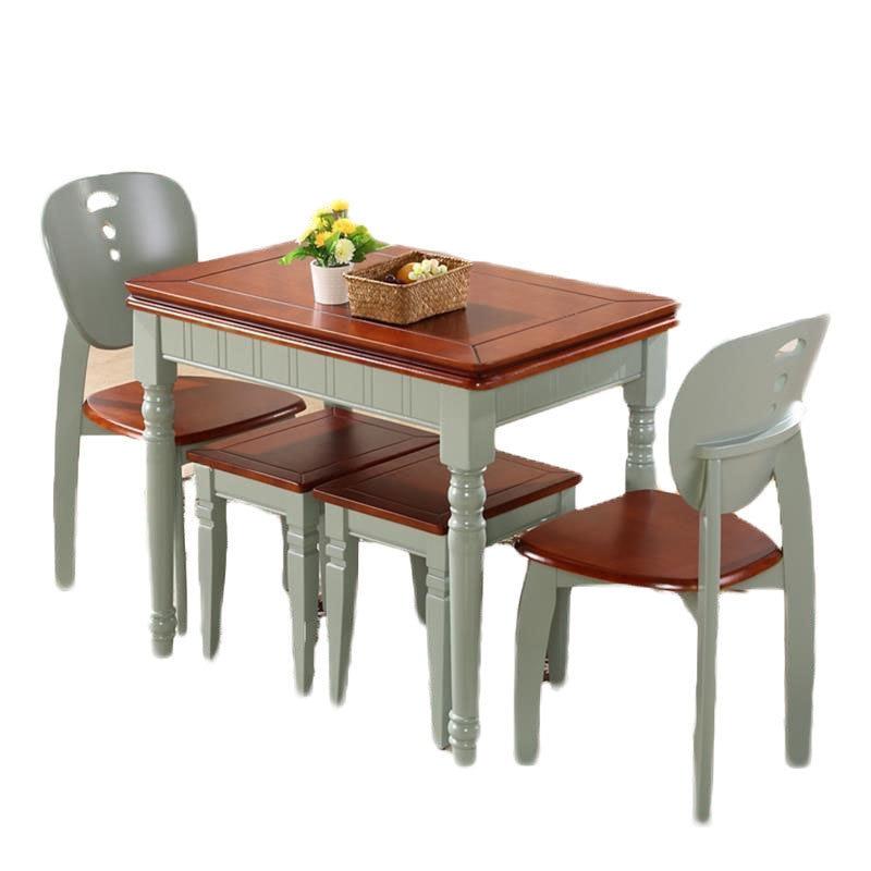 Redonda Meja Makan Comedores Mueble Room Sala Tafel Dinning Set Tavolo Comedor Tablo Mesa De Jantar Desk Dining Table