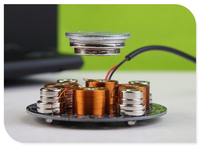 Magnetic Levitation Module Push Down The Idea Of DIY Potted Plant In Japan Air Floating Gift