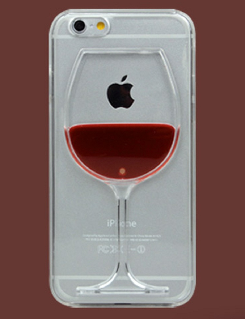 f89b716a1 Wine Cup Cell Phone Cases for iphone 6 capa para Transparent Case Cover  coque capinha de for celular iphone ipone 6 4.7 inch on Aliexpress.com |  Alibaba ...