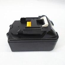 18 v Recarregável Li-ion Battery pack 3000 mah para makita cordless furadeira Elétrica chave de fenda BDF453SHE, BDF454Z, BHP452, BML184