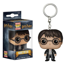 Funko Pop Harry Potter Action Figure With Retail Box PVC Keychain Toys Christmas Gift(China (Mainland))
