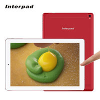 Interpad Android tablet pc 10.1 inch Octa core MTK6753 4G LTE telefoon tabletten GPS navigatie WiFi IPS 1920*1200 32 GB mode PAD