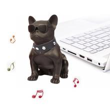 все цены на Bulldog Speaker Bluetooth Speaker Portable Dog Big Full Aerobull Nano Wireless Subwoofer for Computer PC Speaker TF MP3 player онлайн