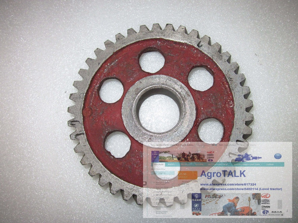 Shenniu tractor parts, the idler gear for Shenniu 250 254 with engine HB295T, part number:95D-0113 купить