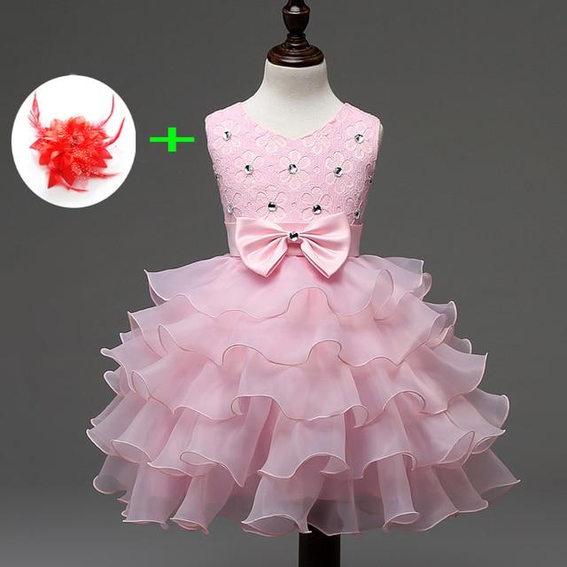 952ccd765 Fashion Evening dresses girls Designer Summer Lace Little Girl Gowns ...