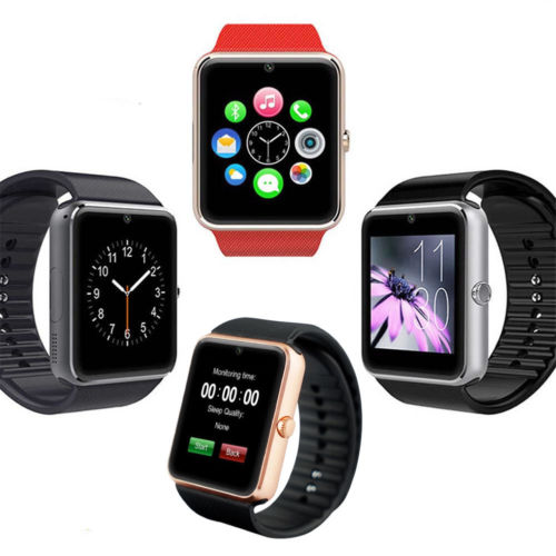 The Most Value Price Global Fashion GT08 Without Package Bluetooth Smart Watch GSM Card For IOS Android Phones Samsung LG HTC