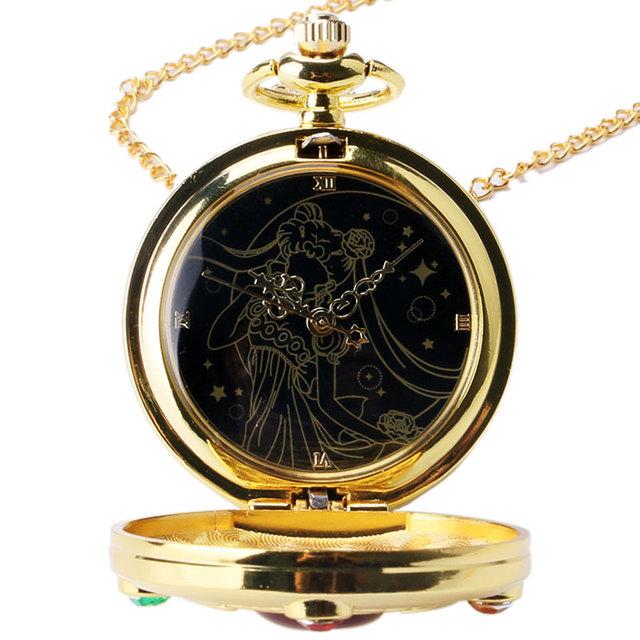 Sailor Moon Magic Star Pocket Watch