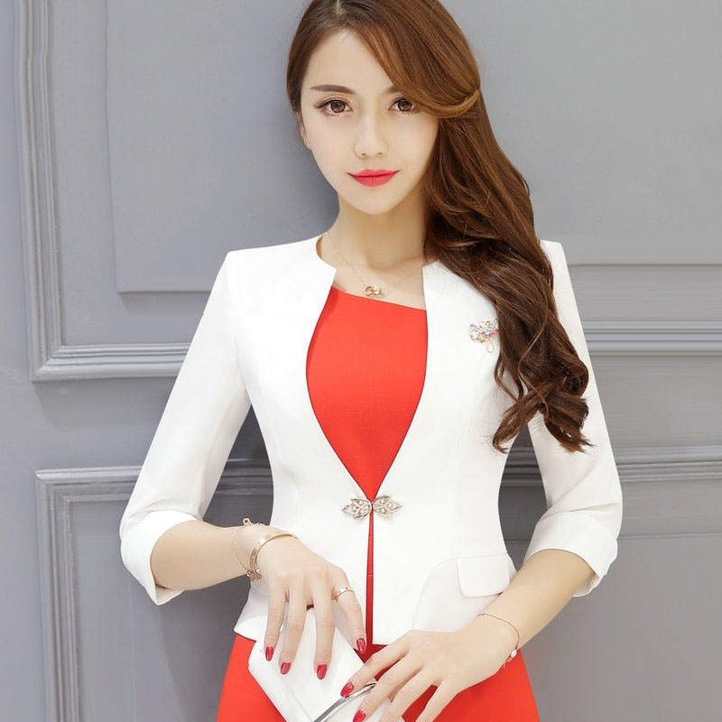 Online Get Cheap Slim Fit Jackets Coat Suits for Girl -Aliexpress ...