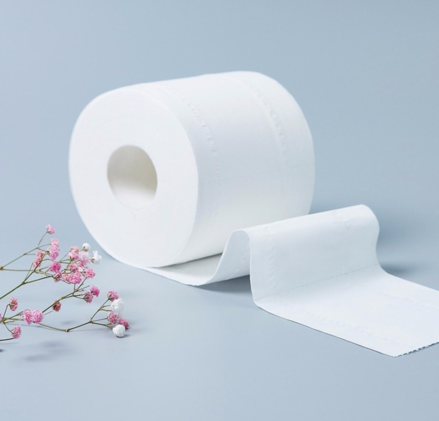 Xiaomi Wuro Xiujia Four layers thickening Toilet Paper Home Bath Living Room Toilet Papers Tissue Roll Family Daily Use