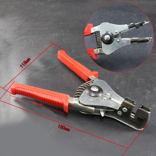 Automatic Cable Wire Stripper Diagonal Cutting Pliers Stripping Crimper Crimping Plier Cutter Tool Hand Tools цена