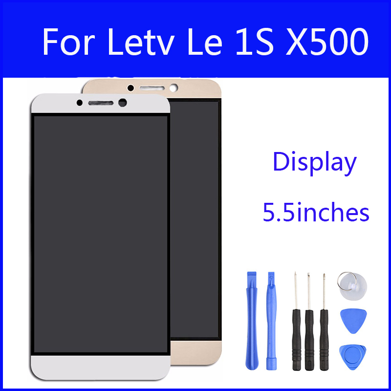 ФОТО Original LCD For Letv Le 1S One S X500 Display Screen Digitizer Touch Screen Glass Panel 5.5 Inch Replacement FreeTools