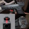 Лазерный прицел LAMBUL, тактический Красный прицел для страйкбола KWA KSC Glock 17 19 22 23 25 26 27 28 31 32 33 34 35 37 38