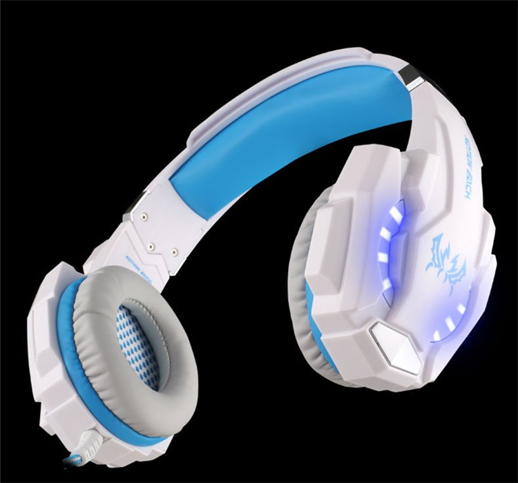 G9000 USB 7.1 Surround Sound Version Game Gaming Headphone Computer Headset Earphone Headband with Microphone LED Light (17)