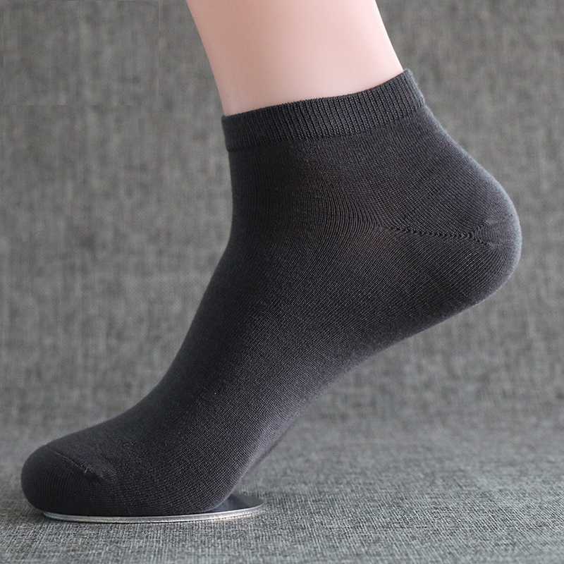 High Grade 2 Pairs/Lot Male Summer Real Silk Thin Socks Men Business Loafer Low Cut Shallow Mouth Ankle Meias Chaussette Homme