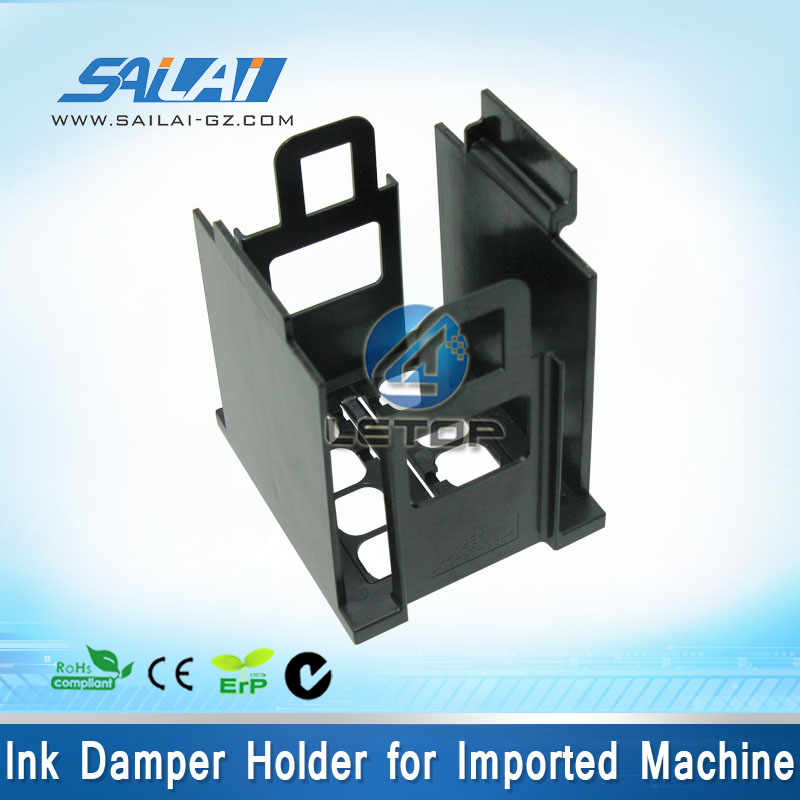 Inkjet printer ink damper holder for roland/mutoh/mimaki printing mutoh rj 8000 water based ink pump inkjet printers