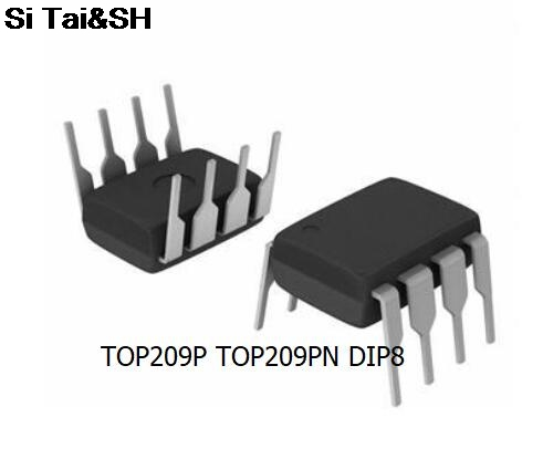 TOP209P TOP209PN TOP209 LCD management chip DIP8 soared 10PCS/LOT Brand new authentic spot, can be purchased directly