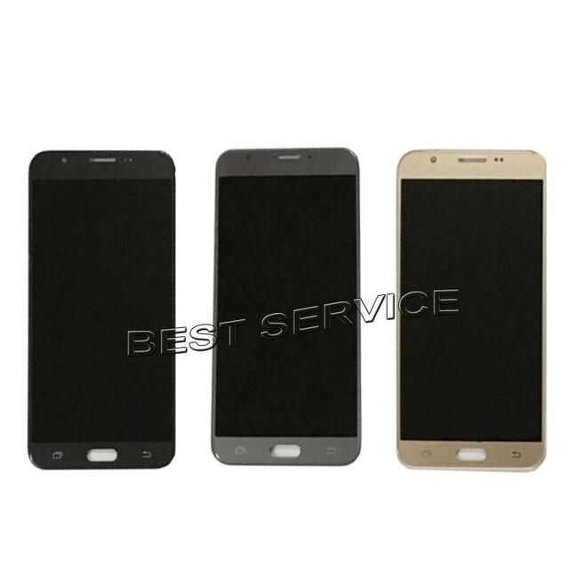 สำหรับ Samsung Galaxy J7 2017 J727 SM J727P J727V J727A จอแสดงผล LCD Touch Screen Digitizer ASSEMBLY