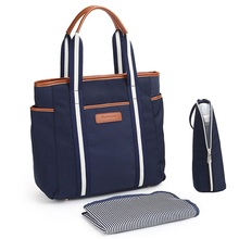Модная женская повседневная сумка для детской коляски для мам пеленки, пеленки, пеленки для беременных, большой емкости