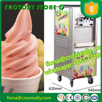 32 40L/H big capacity OEM top quality in China 110v automatic soft ice cream machine for sale|cream machine|soft ice cream machine|ice cream machine -