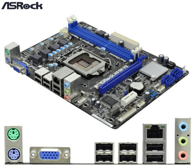 ASROCK H61M-VS MOTHERBOARD WINDOWS 8.1 DRIVER