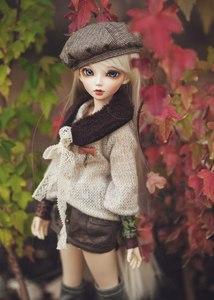 Image 2 - stenzhornBjd doll  doll 1/4 girl  chloee double joint doll