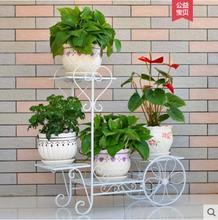 Flower rack multi-storey indoor special balcony shelf