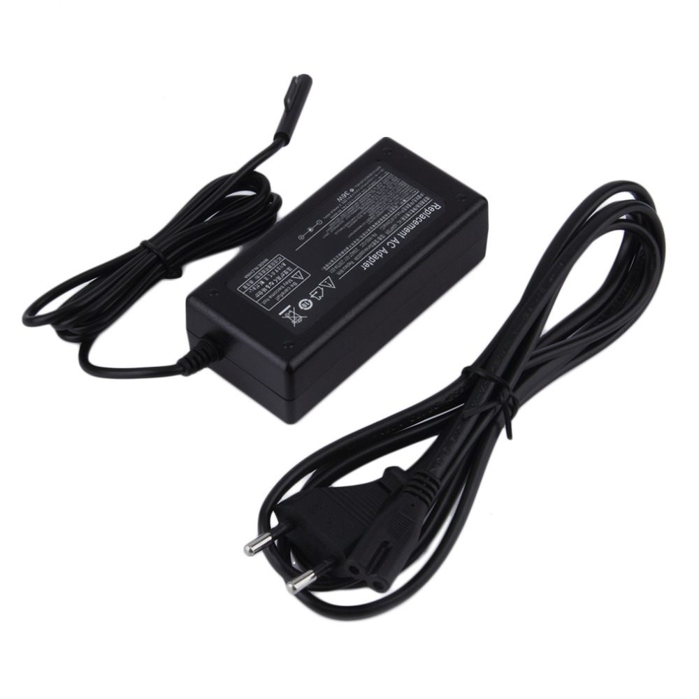 12V 2.58A 36W EU US Plug AC Wall Charger Adapter Power Supply For Microsoft Windows Surface Pro 3 Tablet Charger Free Shipping