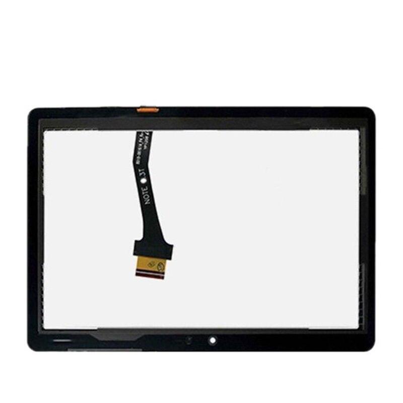 100% Тесты черный/белый цвет для Samsung Galaxy Tab 10.1 N8000 N8010 Сенсорный экран планшета Панель Стекло Сенсор