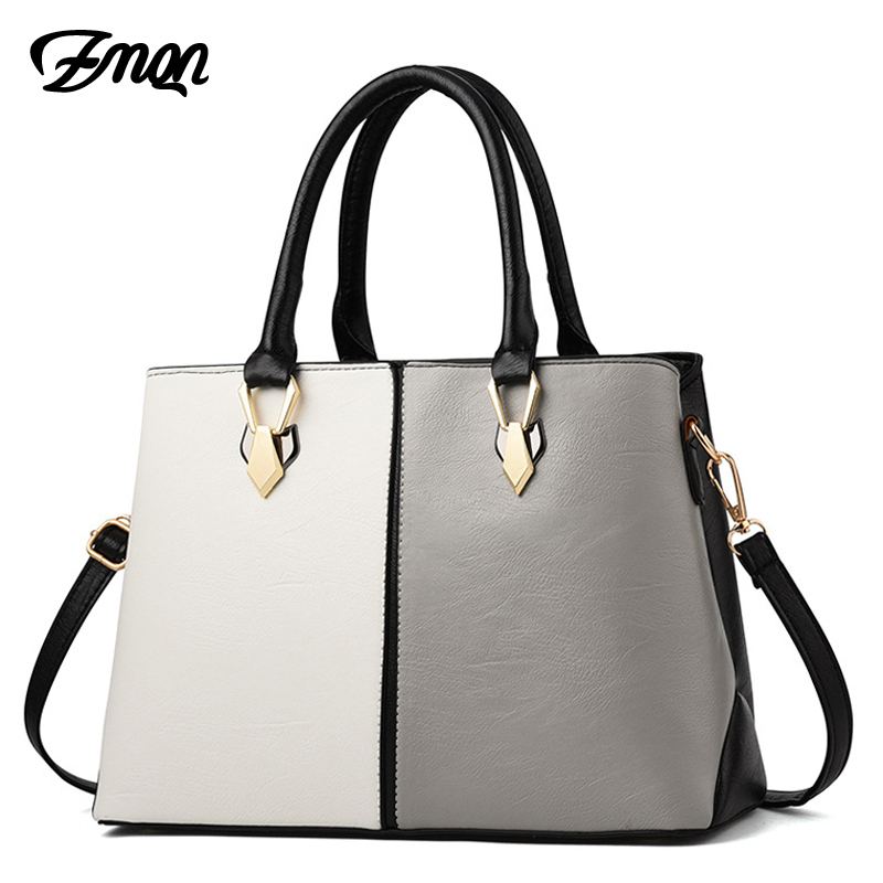 ZMQN Luxury Handbags Women Bags Designer Leather Bags For Women 2018 Fashion Ladies Handbag New Arrivals Shoulder Hand Bag B719 ladies genuine leather handbag 2018 luxury handbags women bags designer new leather handbags smile bag shoulder bag