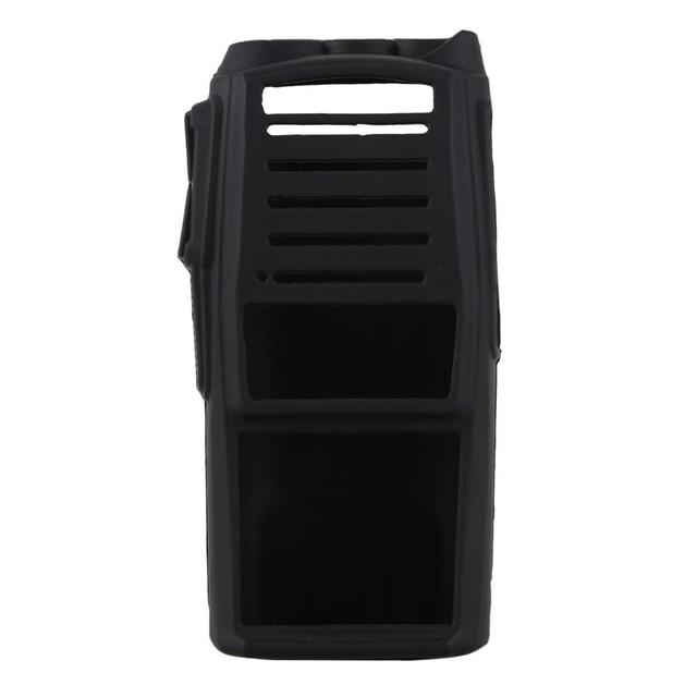 Handheld Soft Silicone Case Protectve Cover for UV82 Radio Walkie Talkie 1